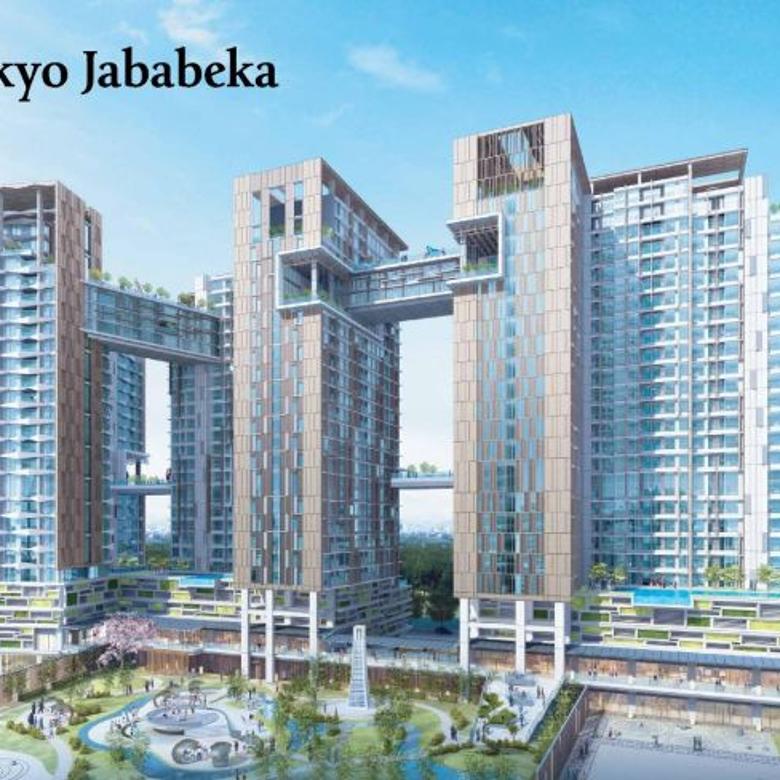 Little Tokyo Jababeka konsep Jepang di jantung bisnis Jababeka
