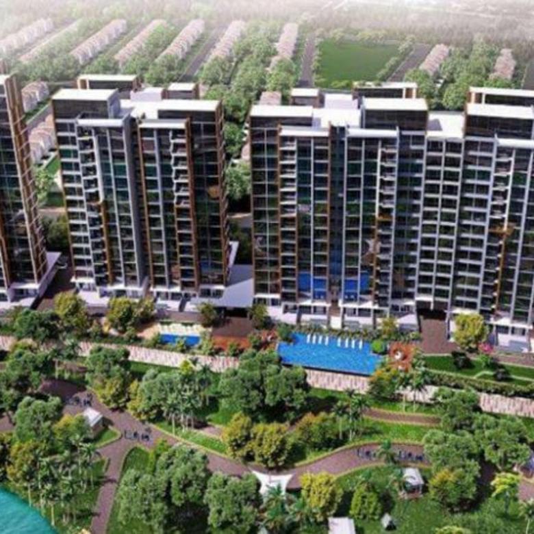 Marigold Nava Park BSD Apartemen tipe 1BR