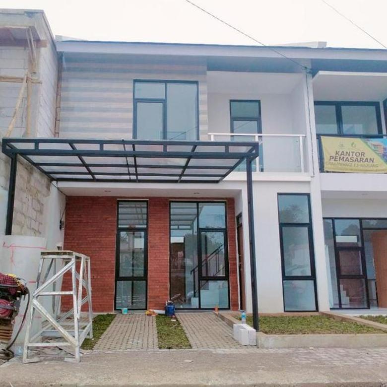 Rumah Rasa Villa Design Custom atau Upgrade Di Cihanjuang Dekat Stikes di Parompong Bandung Barat