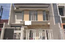 Row 2Mobil Rumah Dijual Sutorejo Tengah Bangunan STRATEGIS Harga NEGOO