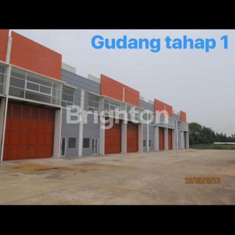 Gudang Dijual Tangerang