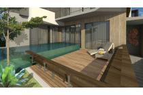 Town House Esklusif Ampera (Jakarta Selatan) dijual cepat, HUB 0817782111