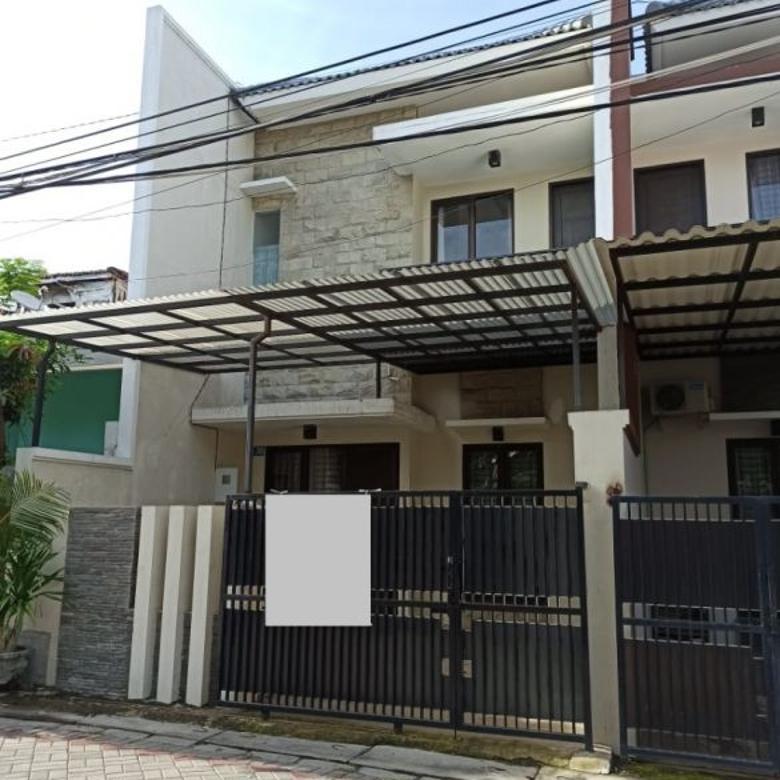 Rumah Mulyosari Baru Surabaya Minimalis Bagus Siap Huni
