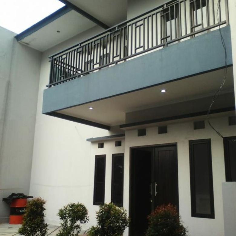 Rumah Minimalis Cluster Kebagusan Jakarta Selatan