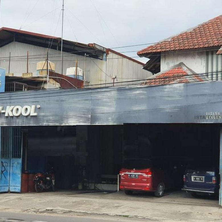 Ruko Tengah Kota Siap Tempati Di Jl. Mayjend Sutoyo, Semarang
