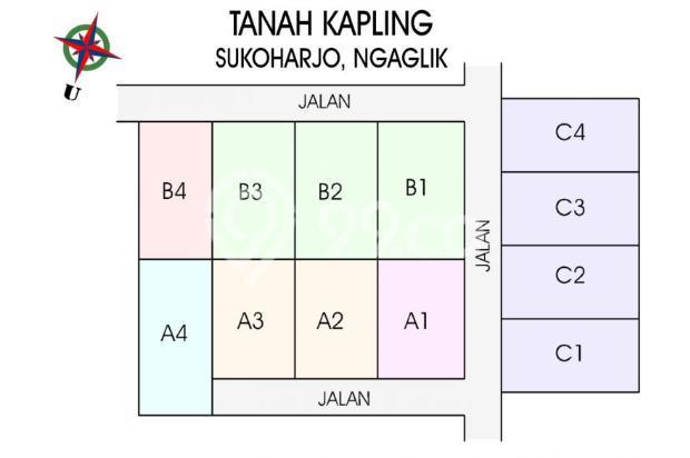 Beli Kaveling Bangun Rumah Sendiri, Hemat 40 % KPR 16577559