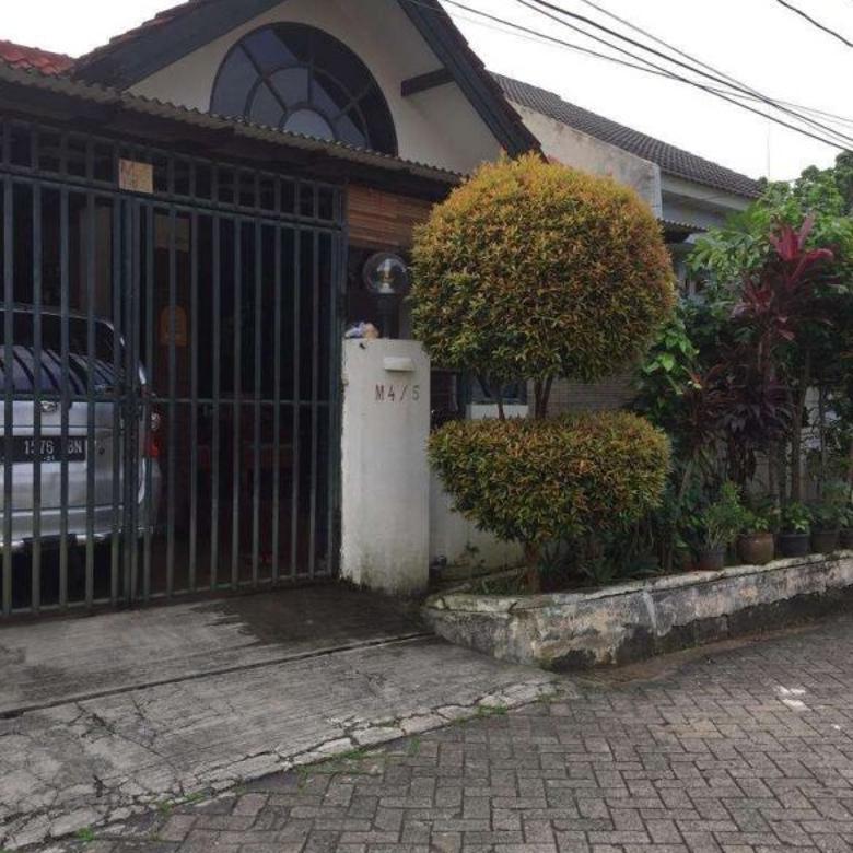 Jual Butuh Rumah asri Perum. Villa Melati Mas, Serpong 98/152