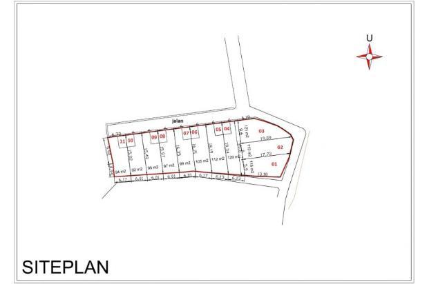 Tanah Kaveling Konsep Perumahan di Citayam Layak Dibeli Jika Bersertifikat 15037888