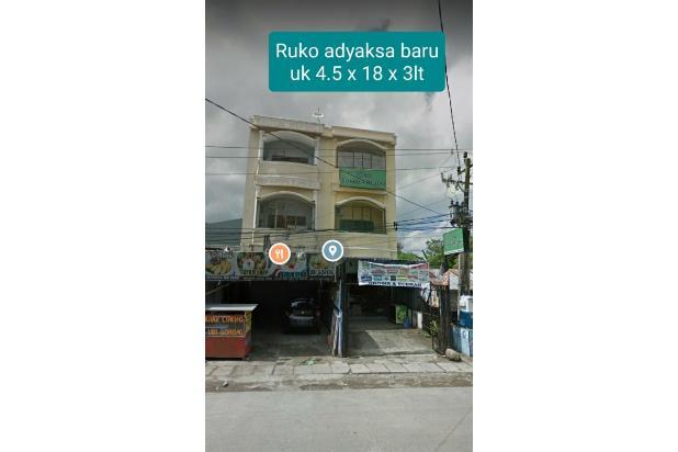 Rp80jt/thn Ruko Disewa