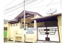 DIJUAL Rmh 1 lantai Jl. Darmo Permai Utara, Sby Barat.