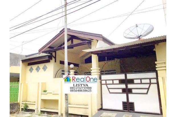 DIJUAL Rmh 1 lantai Jl. Darmo Permai Utara, Sby Barat. 15145562