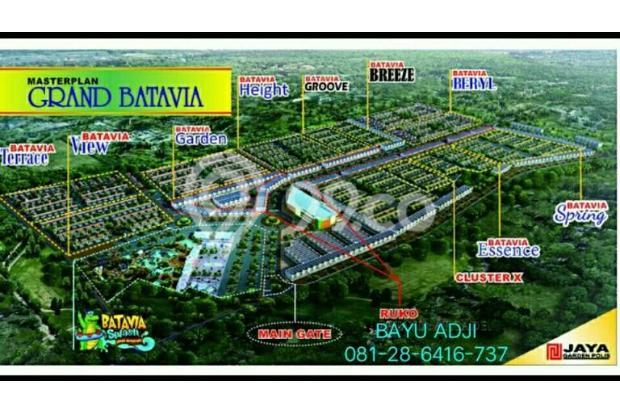 Dp.dicicil Murah cluster Grand Batavia persembahan Jaya Group 16551179
