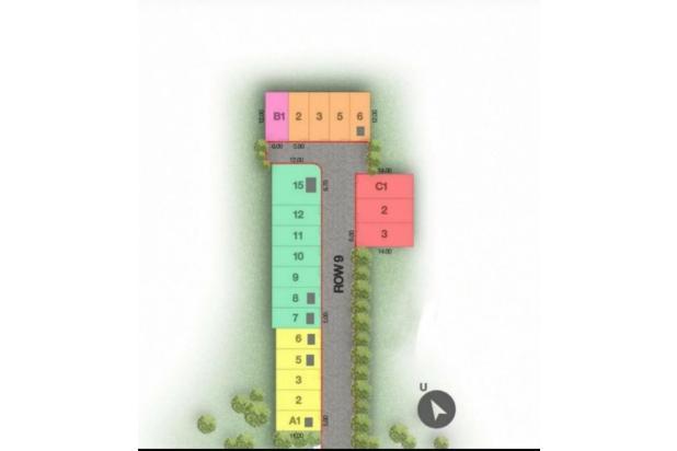 Rp985jt Rumah Dijual