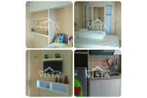 VISTA-Educity sewa murah type 1BR furnished