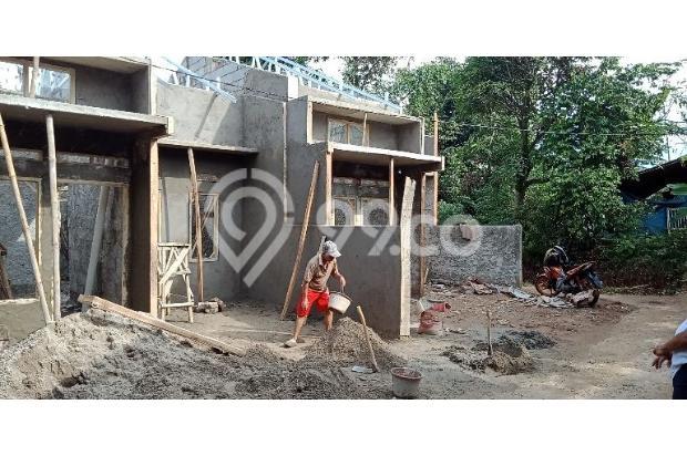 Rumah baru masih pinising Cibinong murah