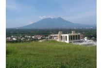 Dijual Kavling Best View Siap Bangun Di Cluster Sierra Madre Sentul City