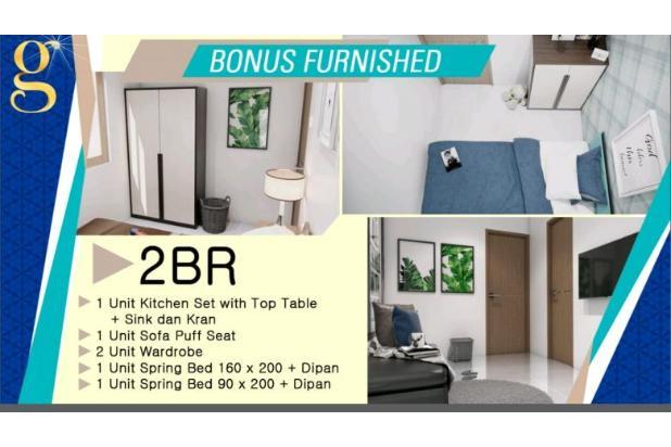 Rp150jt Apartemen Dijual