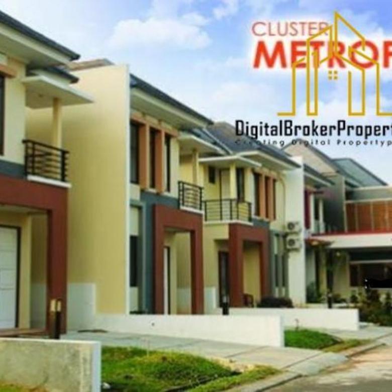Rumah  di pusat Komersial Kawasan Industri di Karawang   CMG8
