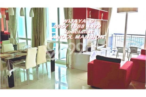 DISEWAKAN Apartemen Ancol Mansion Type 2 Br - 122m2 (Full Furnish) 7091030