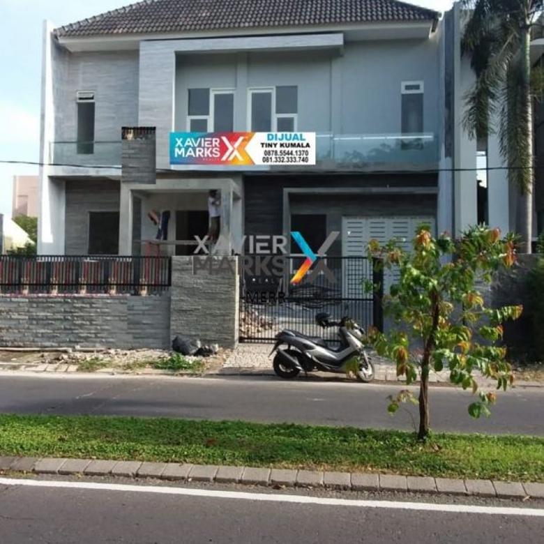 Rumah Baru Minimalis Di Bukit Palma Citraland, Jalan Kembar