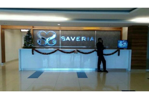 Dijual cepat : Apartemen Saveria BSD 1 BR 17268116