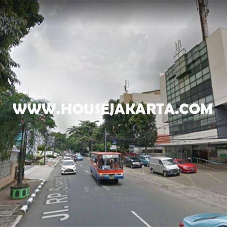 Tanah Komersial Jalan RP Soeroso Menteng Dijual bisa 8 Lantai