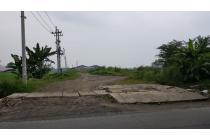 Tanah Dijual Kavling + Gudang + Pabrik, Nol Jalan Mojokerto.