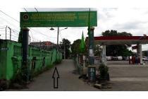 Kavling Tanah di Pondok Kopi, Jakarta Timur, Hadap Timur, SHM, Luas 1469 m2