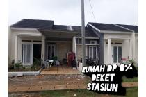 perumahan deket stasiun bojonggede tanpa dp