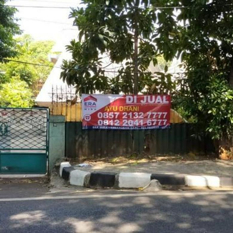 Tanah Jl. Sinabung, Kebayoran Baru