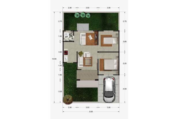 Rp426jt Rumah Dijual