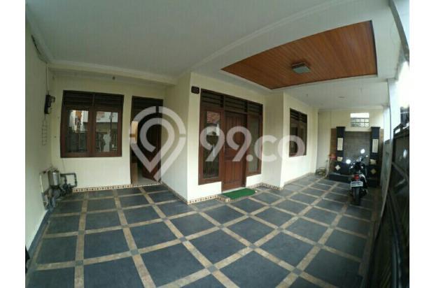 Rumah posisi hook lokasi sangat strategis di Rawamangun jakarta timur 18274940