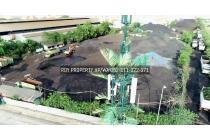 Tanah Industri Cakung 2,9 Ha Cilincing Jaktim dkt Tol Cakung dan AEON Mall