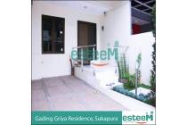 Rumah Gading Griya, sdh renovasi, lok strategis, Sukapura, Kelapa Gading
