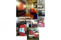 Apartmen the green pramuka Studio full Furnish murah
