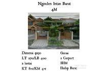 Rumah Nginden Intan Barat Sukolilo Surabaya Siap Huni Nego
