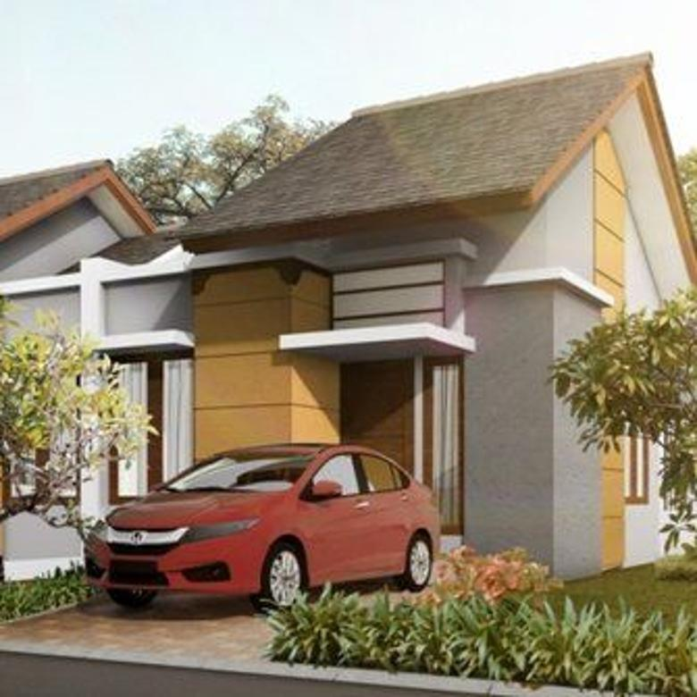 Bali Resort Bogor , Rumah Nuansa Bali pas untuk Milenials