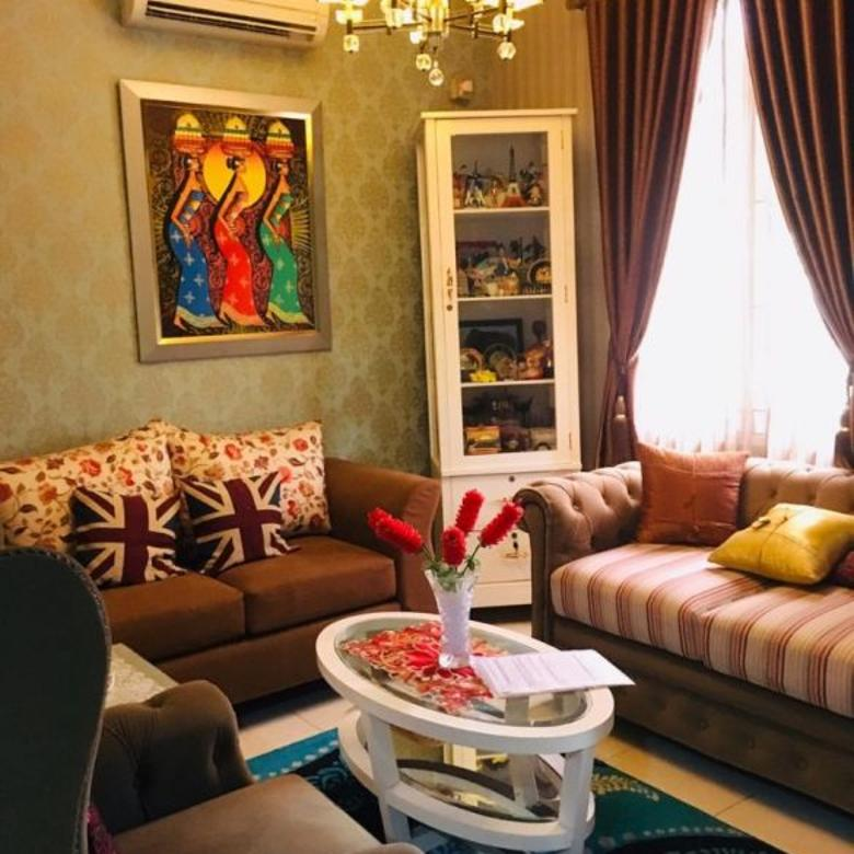 Rumah 2Lt 6x15 Type 2KT diCluster Royal Residence Pulo Gebang