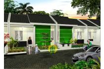 Rumah Subsidi Lokasi Strategis Pinggir Jalan Raya Provinsi