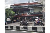 Bangunan Komersial 2 Lantai Jalan Teuku Umar Denpasar Bali