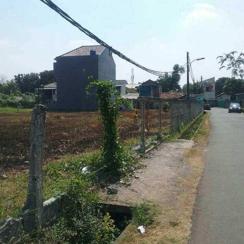 Tanah kavling siap bangun di munjul Cipayung Jakarta Timur