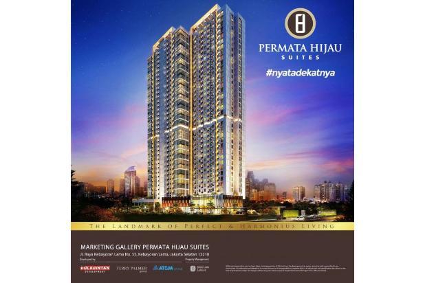 [1M - 1BR] Apartment Permata Hijau Suite di Pusat Kota Jakarta