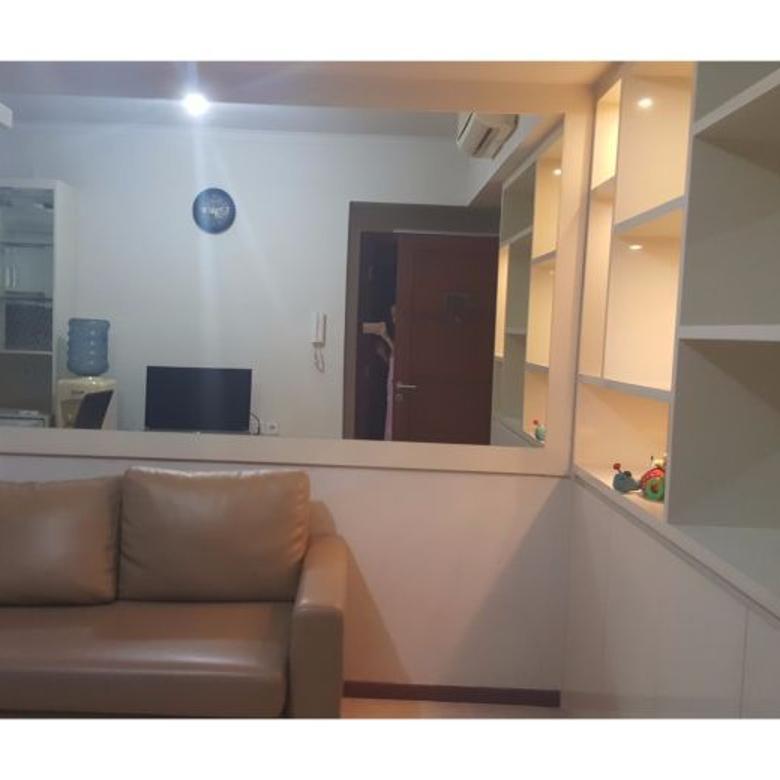 APARTEMEN DISEWAKAN: Apartemen Royal Medit 2+1 BR , Interior Baru , view CP