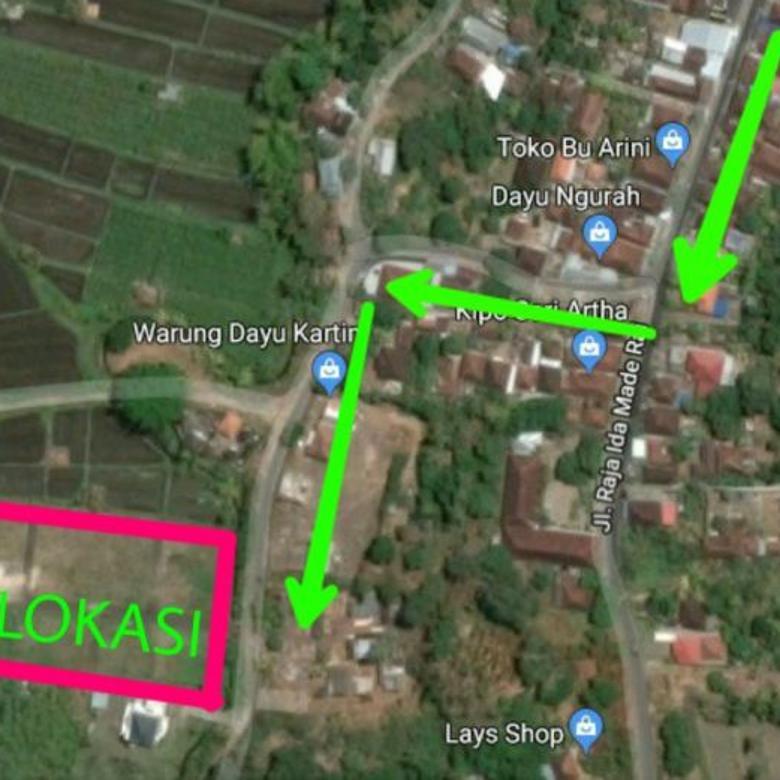 Tanah Kavling murah di DESA BANJAR BULELENG BALI