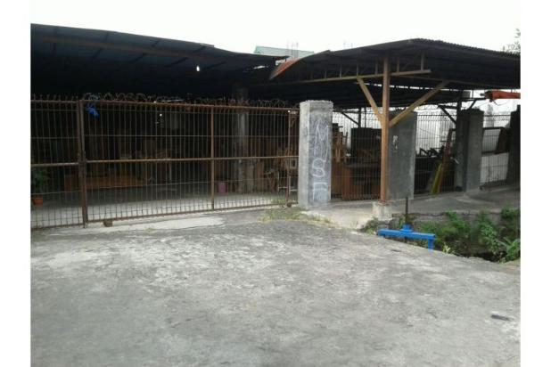 gudang dijual mergangsan dekat ringroad selatan yogyakarta lt 1.200 m2