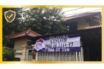 Rumah Jl Pakubuwono hoek Jl Bumi