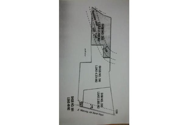 Rp168mily Tanah Dijual