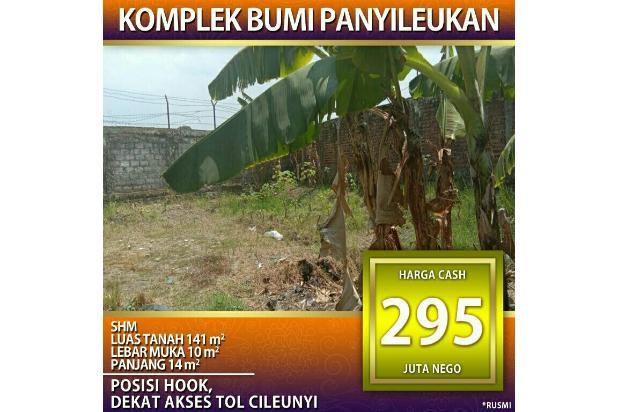 Rp295jt Tanah Dijual