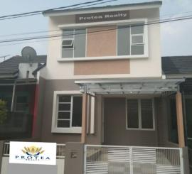 Rumah Full Renovasi dan Siap Huni di Cendana Residence