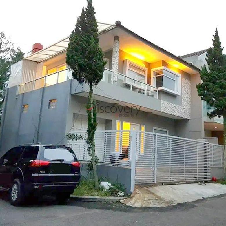 Rumah Setra Duta Full Marmer